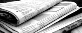 public vs private newspaper