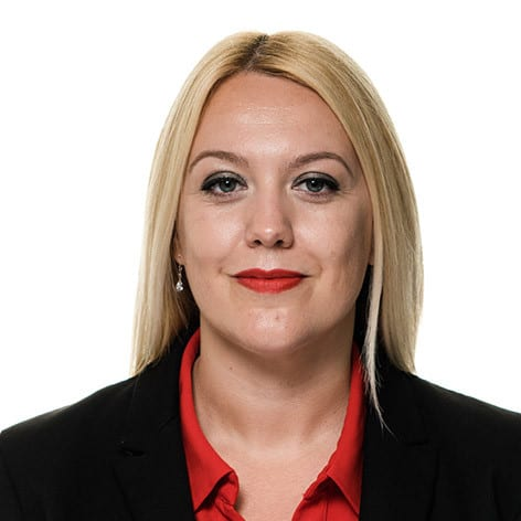 Louise Johal, commercial litigation solicitor, profile photo